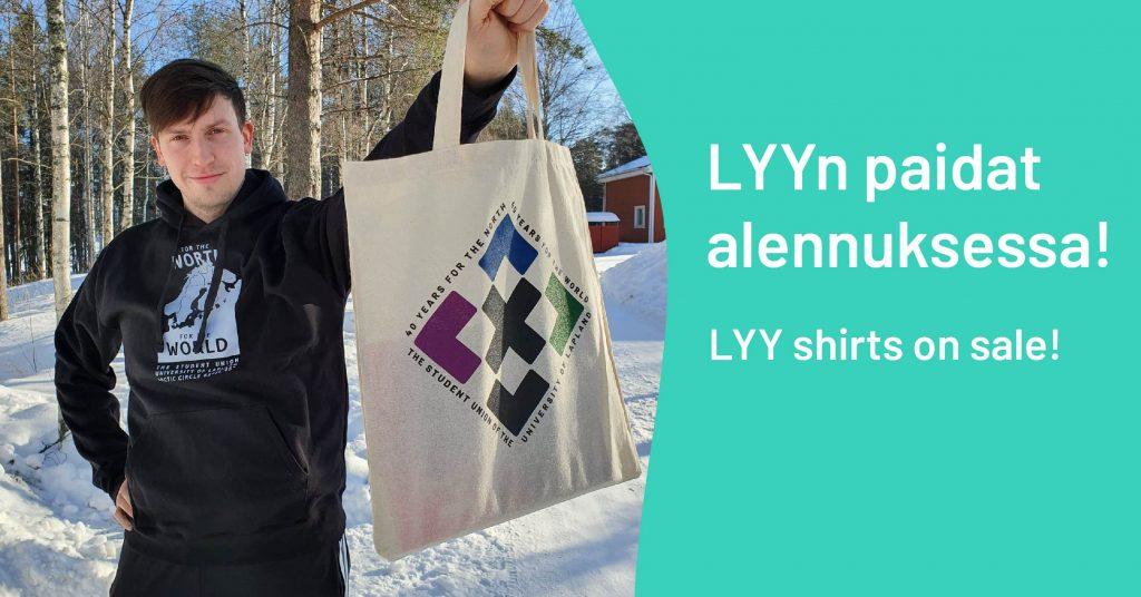 LYY shirts on sale